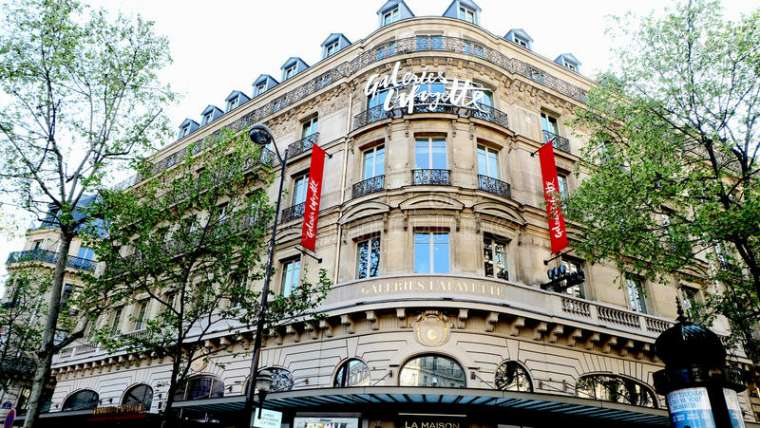 Prada e Miu Miu – Galeries La Fayette – Parigi