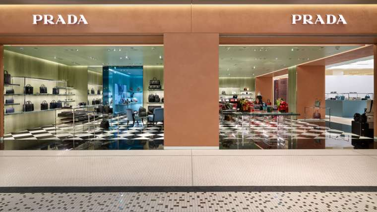 Prada – Oberpollinger Mall – Monaco