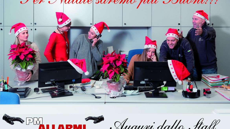 Buone feste da tutto lo Staff di PM ALLARMI