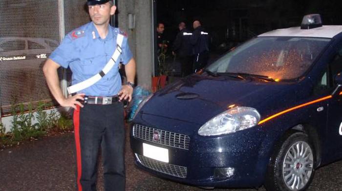 Italpreziosi : i banditi messi in fuga dall'allarme