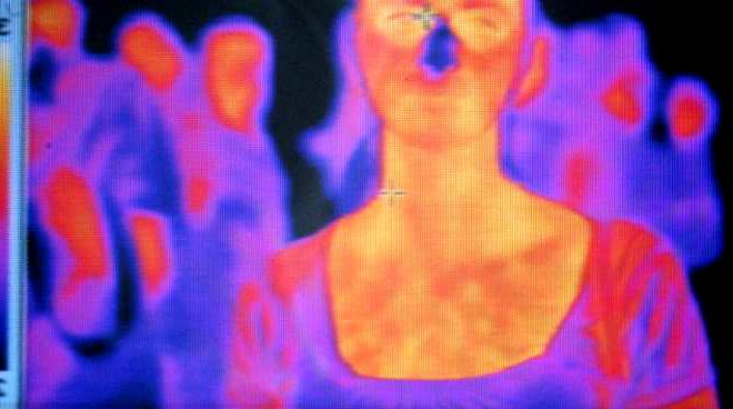 NOVITA': Telecamera per la misurazione della temperatura corporea